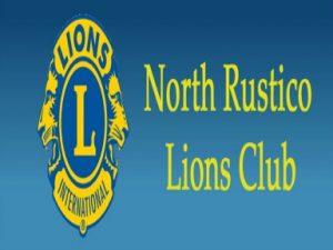 NR LIONS CLUB Logo