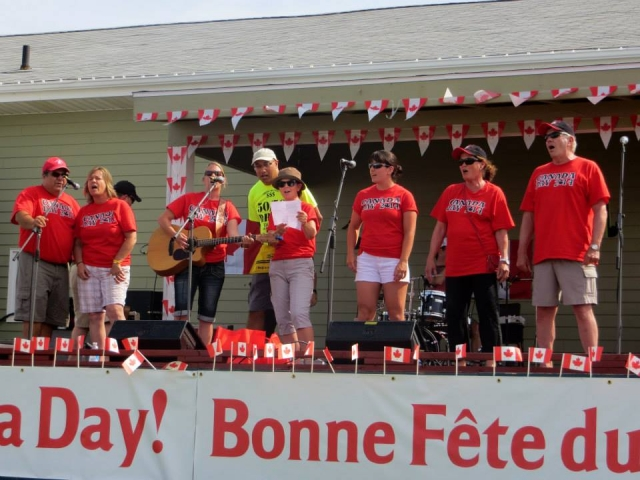Canada Day Committee 2014