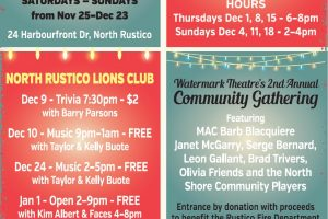 Christmas Events in the Crick
