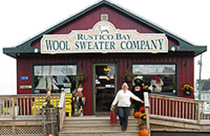 Rustico Bay Wool Sweaters