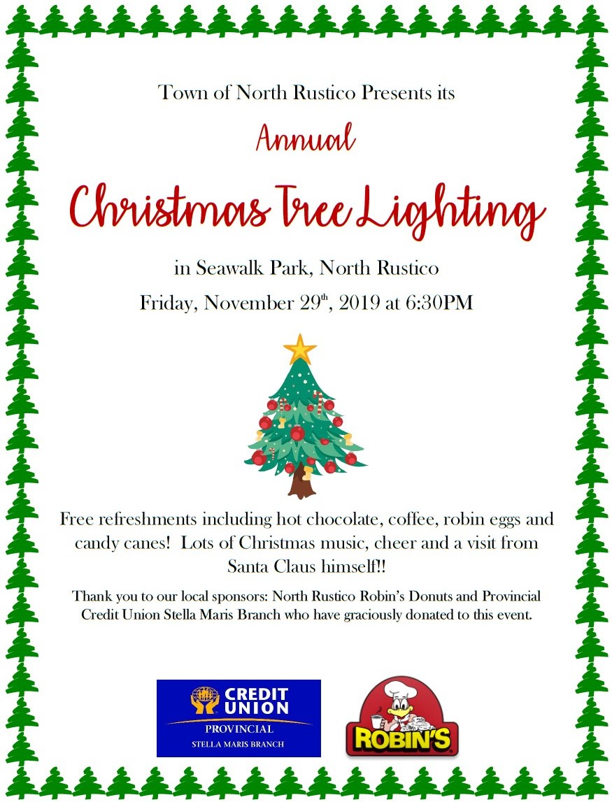 Annual Christmas Tree Lighting @ Seawalk Park