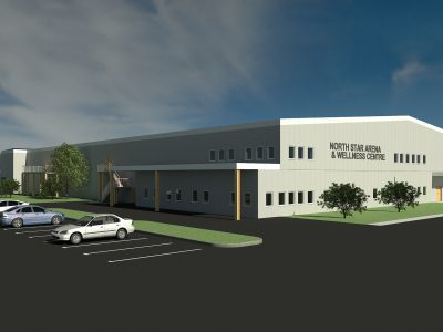 New North Star Arena rendering