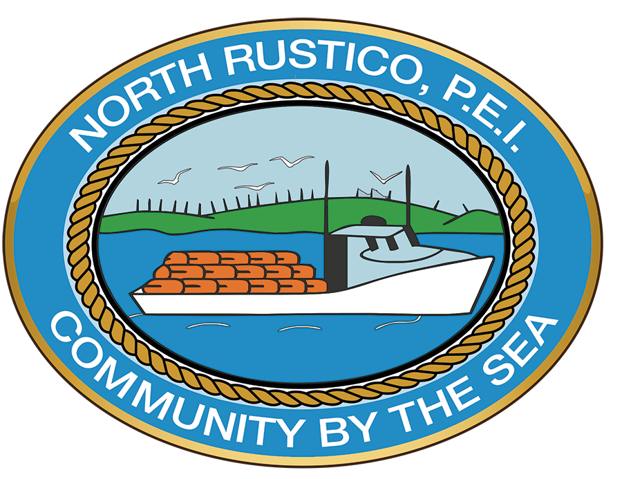 North Rustico Town logo